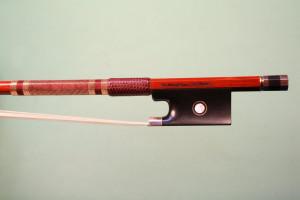 viola bow frog